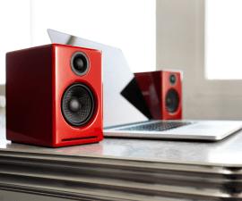 Audioengine A2+, sonido Bluetooth para ordenadores