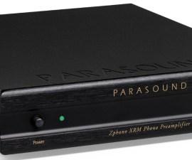 Preamplificador Parasound Zphono ZRM