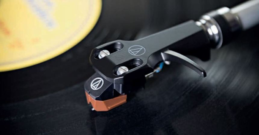 Audio-Technica presenta su nueva cápsula estéreo cónica serie VM95