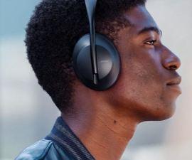 Bose presenta los auriculares con cancelación de sonido 700