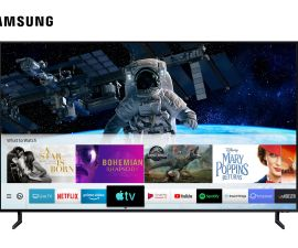Los televisores de Samsung son los primeros en ofrecer Apple Tv y AirPlay 2
