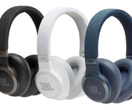 JBL anuncia nuevos auriculares inalámbricos