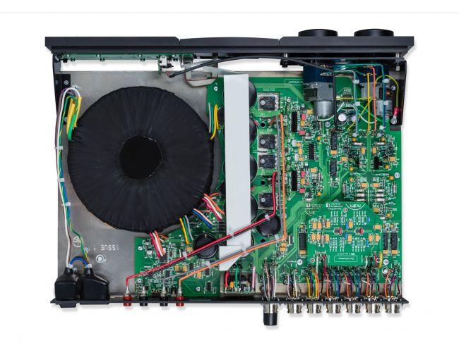amplificadores integrados de Naim Audio