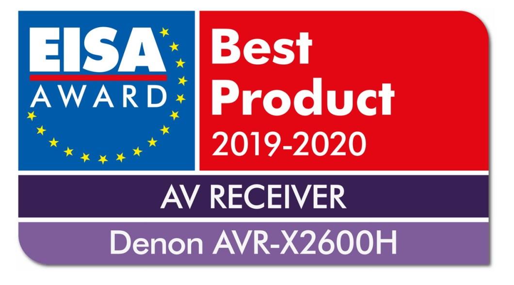 Denon AVR-X2600H