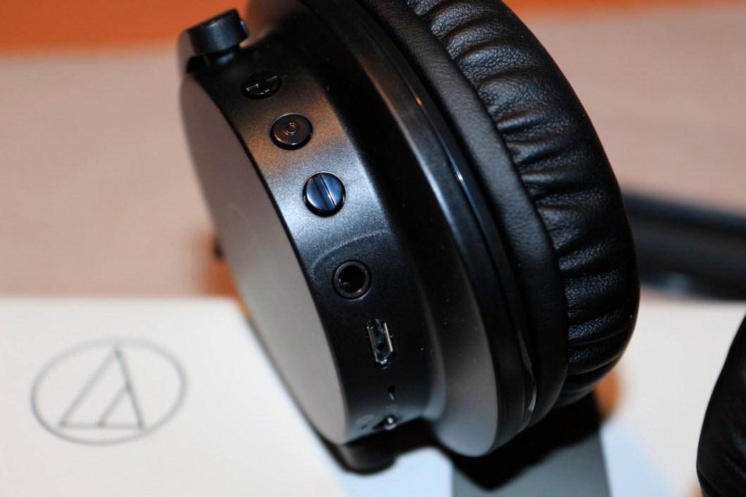Auriculares Audio Technica ATH-ANC500BT