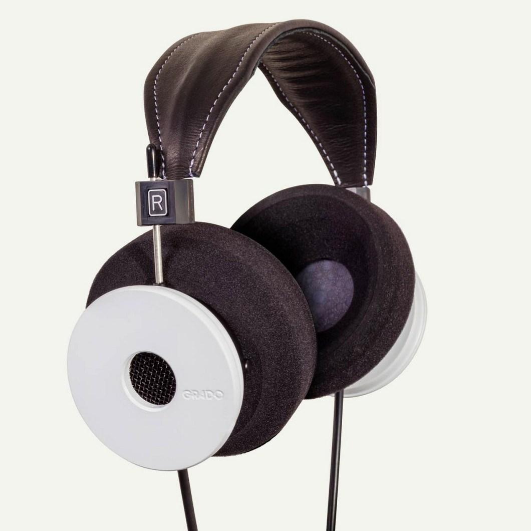 Grado presenta The White Headphone