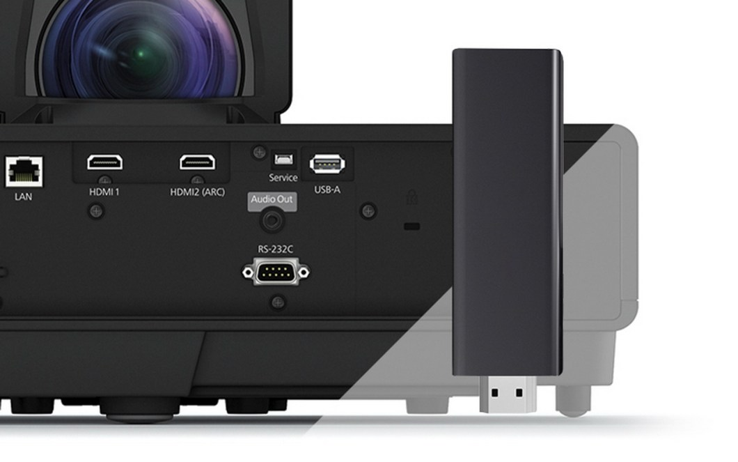 Proyector Epson LS500