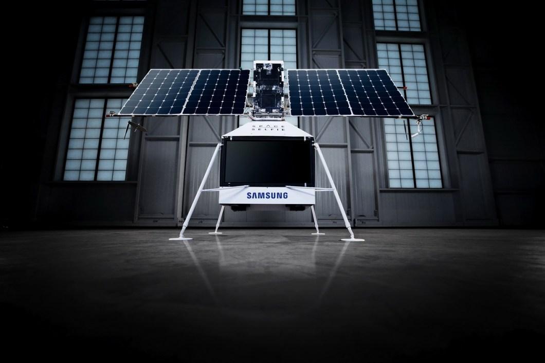 hacerte un hacerte un selfie en el espacio? Ahora puedes con el Samsung Galaxy S10 5G