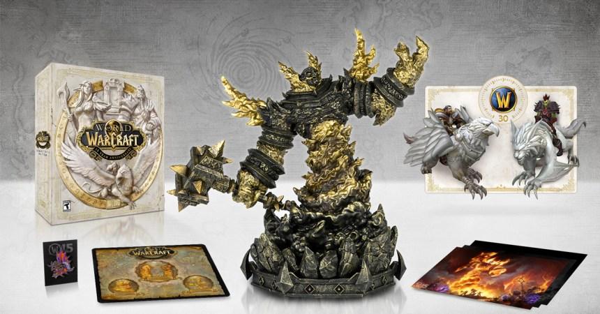 WoW celebra 15 años con el lanzamiento de World of Warcraft Classic
