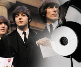 The Beatles White House Grado auriculares