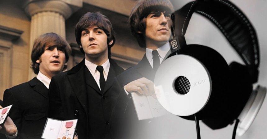 The Beatles White House Grado auriculares