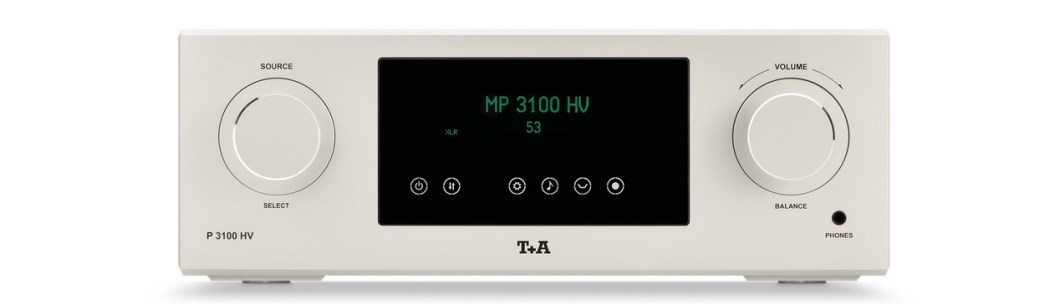 T + A P3100 HV