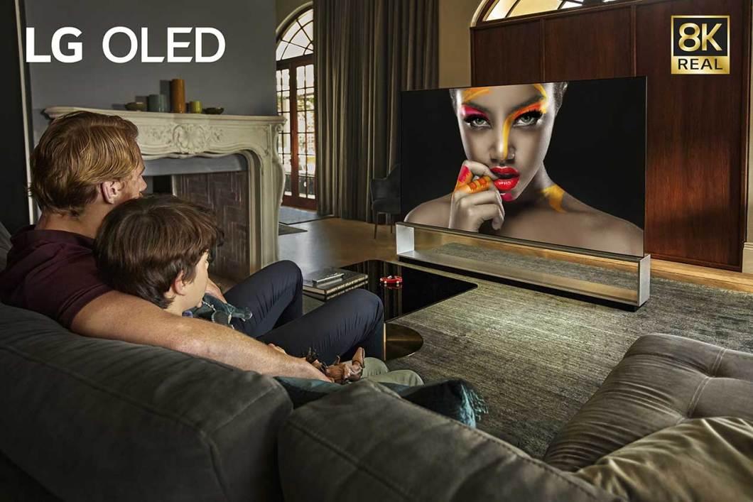 televisores OLED de LG