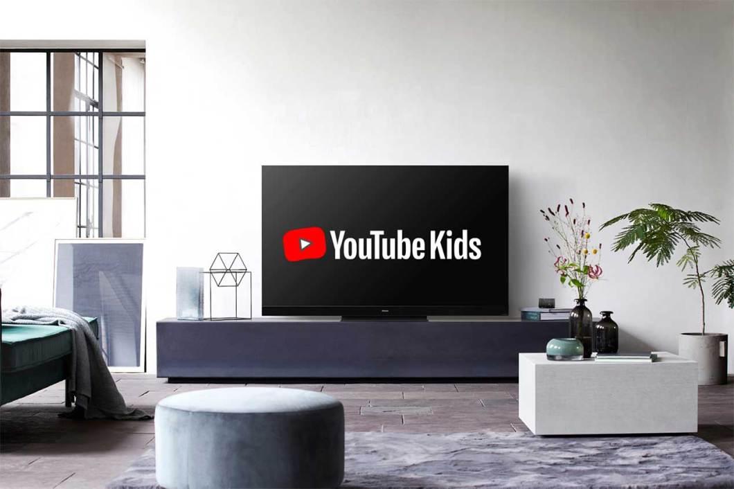 Panasonic televisión para los niños