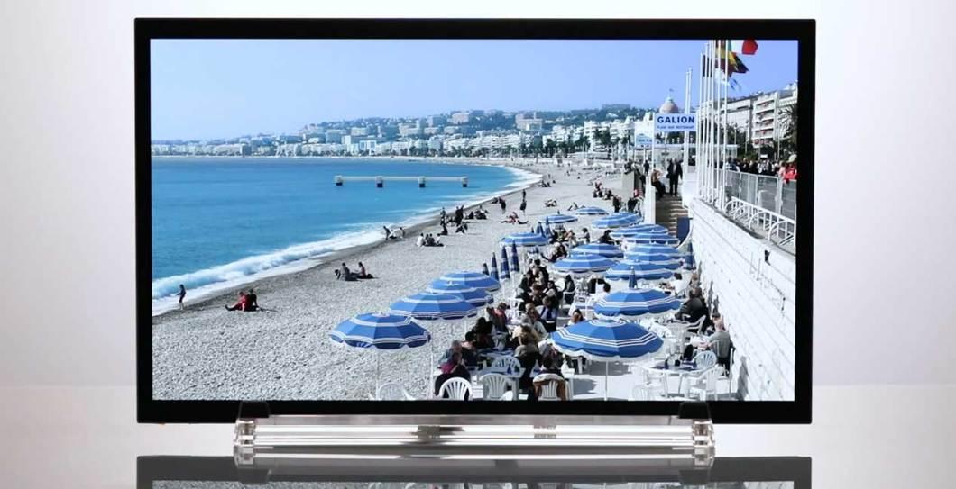 pantallas OLED de impresión