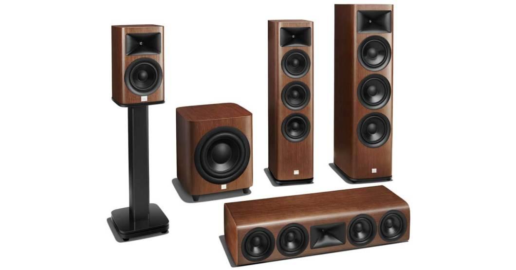 cajas acústicas de JBL
