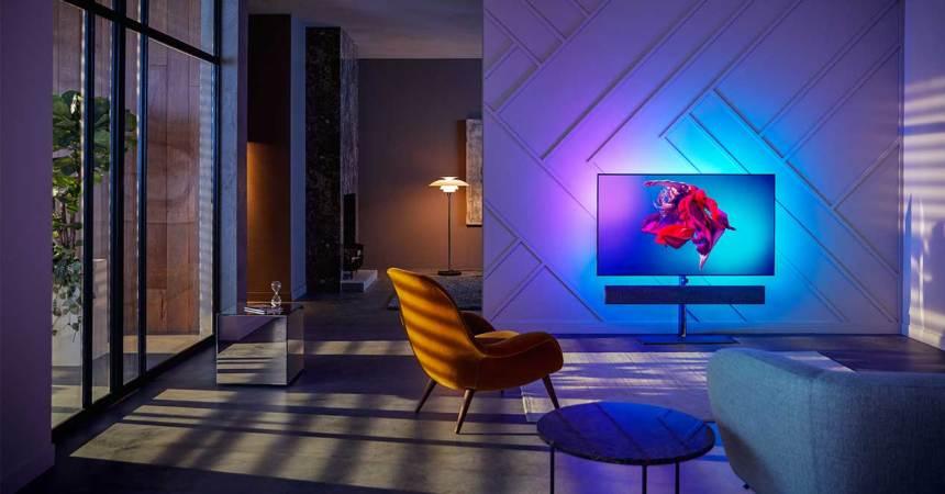Philips TV y Bowers & Wilkins