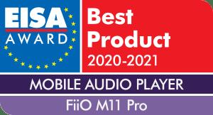EISA-Award-FiiO-M11-Pro