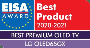 EISA-Award-LG-OLED65GX