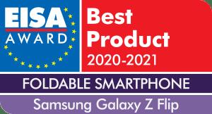 EISA-Award-Samsung-Galaxy-Z-Flip