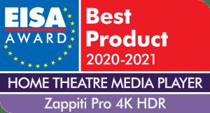 EISA-Award-Zappiti-Pro-4K-HDR