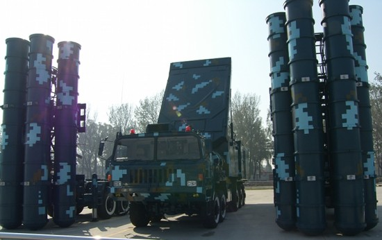 HQ-9-TELs+HT-233-Engagement-Radar-2S