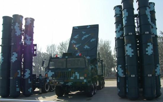 HQ-9-TELs+HT-233-Engagement-Radar-2S