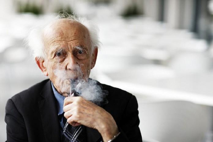 Resultado de imagem para Zygmunt Bauman