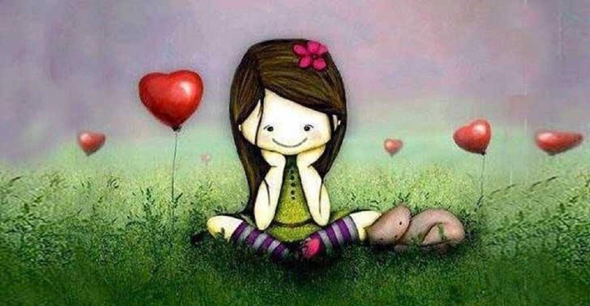 O sorriso é a linguagem da alma