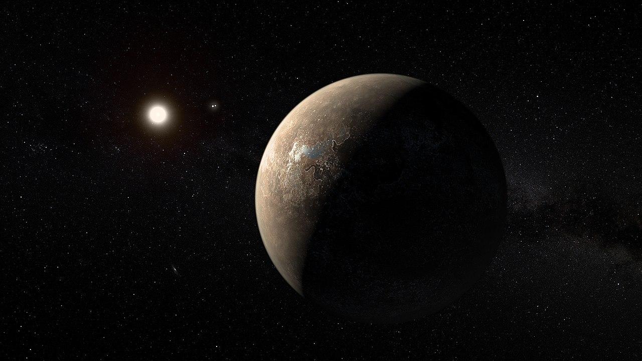 Descoberta nova candidata a super-Terra a apenas 5,2 anos-luz do Sol - Planeta