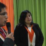 Candidata Katia Judith Yallico Martínez
