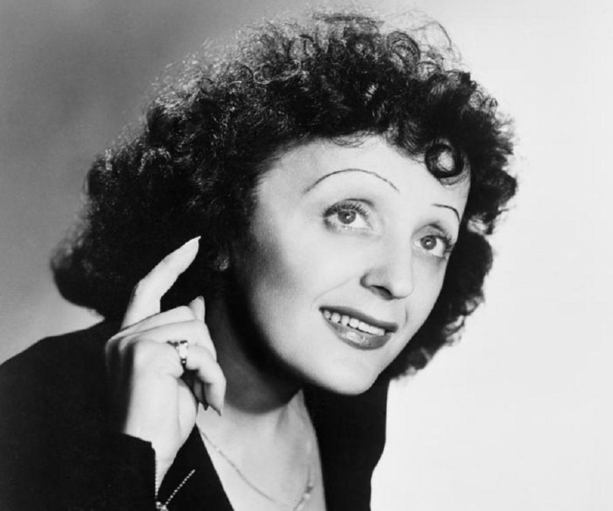 Édith Piaf - um pequeno rouxinol - Revista Prosa Verso e Arte