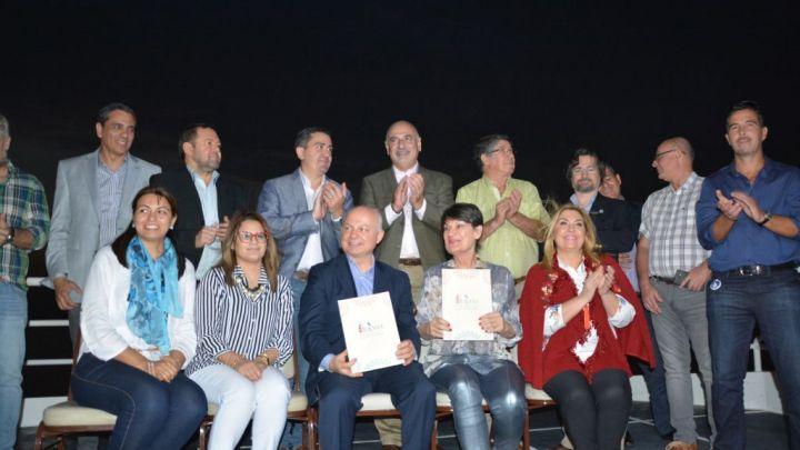 Itapúa-Paraguay Convention & Visitors Bureau y el Posadas Bureau Congresos y Convenciones se unen en convenio