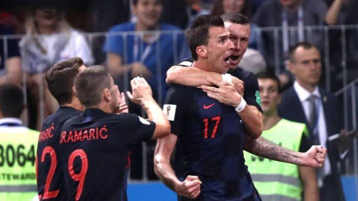 Croacia y una final inédita en la Copa del Mundo