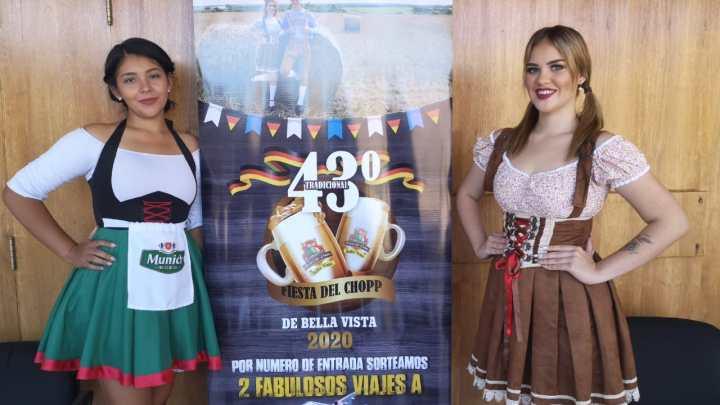 Tradicional Fiesta del Chopp se prepara en Bella Vista