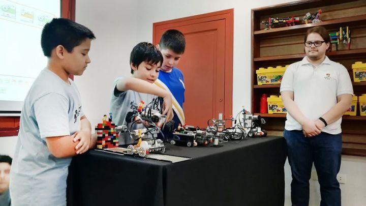 Invitan a los cursos de Robótica en este verano