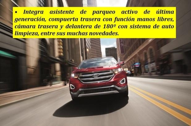 Presentación Ford Adge