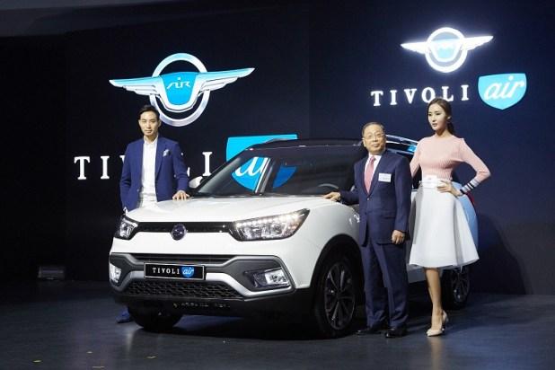 SSANGYONG 20160308_Tivoli_Air_launch_1A