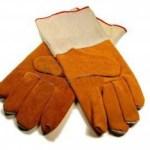 ¿Cómo desechar guantes industriales?