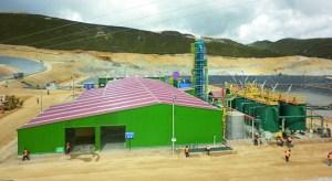 Proyecto Tantahuatay de Cia Buenaventura y Southern Perú