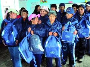 Responsabilidad social en Tukari