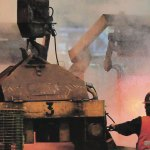 Salud laboral: muestreo de polvo respirable