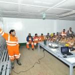 Entrenamiento minero: principios del aprendizaje en adultos