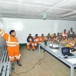 Aprendizaje del trabajador minero