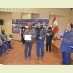 Antapaccay dicta charlas de seguridad a construcción civil