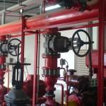 Sistemas de agua contra incendios