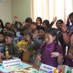 Clausuran programa de vacaciones útiles 2014 en Espinar