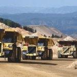Comunicación vía satélite para la gestión de bienes móviles mineros
