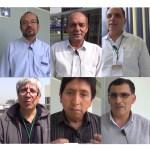 Mensaje de jefes de seguridad minera sobre prevención y autocuidado