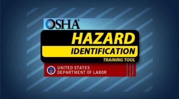 OSHA desarrolla herramienta virtual para capacitación sobre peligros